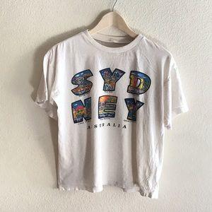 VTG Sydney Australia Single Stitch Shirt